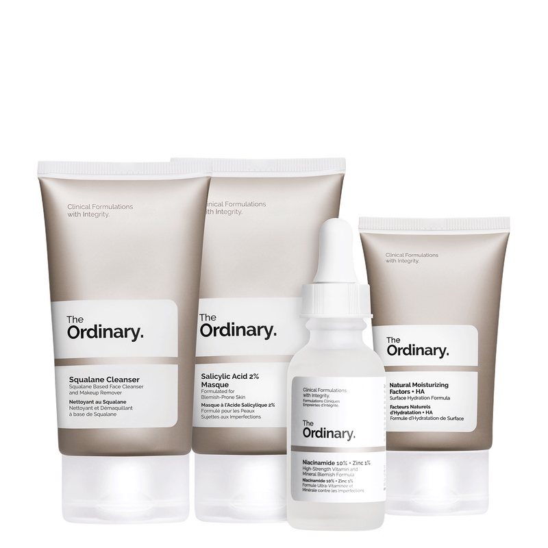 The Ordinary The Balance Set