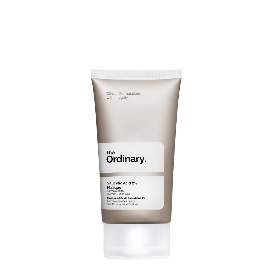 The Ordinary The Ordinary Salicylic Acid 2% Masque BHA exfoliating charcoal and clay masque